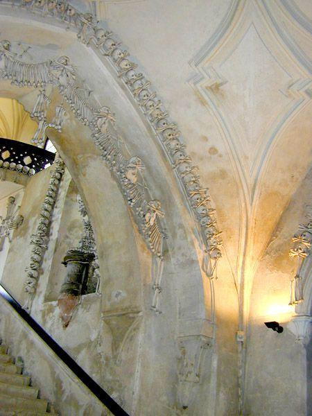 Седлицкая Костяница - часовня из костей