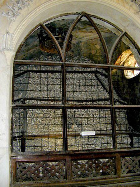 Седлицкая Костяница - жуткий памятник Средних Веков