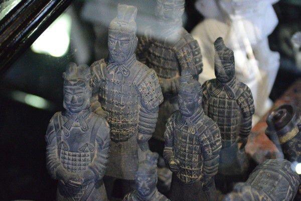 Терракотовая армия в Музее Смерти