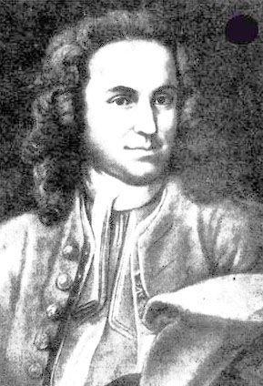 Иоганн Себастьян Бах в молодости