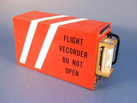 Аварийный бортовой авиационный самописец