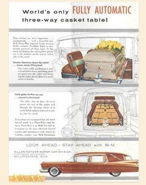 Устройство автокатафалков