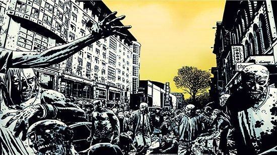 Зомби готовят нашествие на Канзас