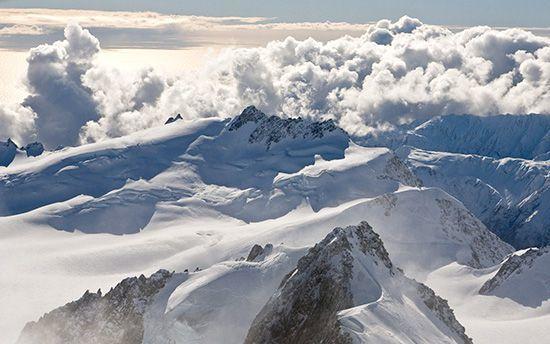 Смертельная красота гор