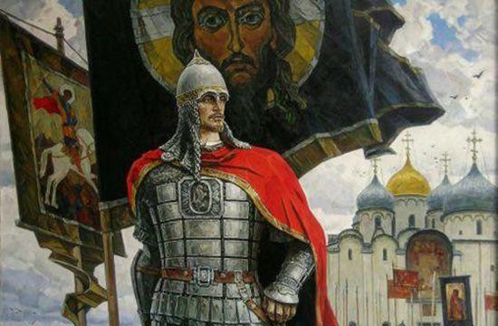 21 ноября 1263 года скончался Александр Невский