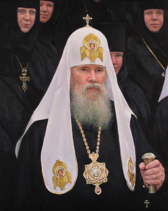 Патриарх Всея Руси Алексий II