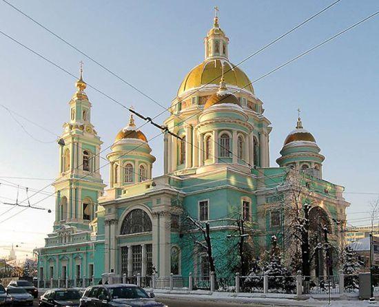 Богоявленский кафедральный Елоховский собор