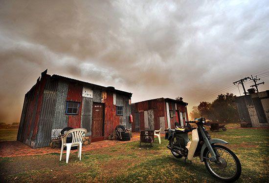 Трущобы - пятизвездочный южноафриканский отель