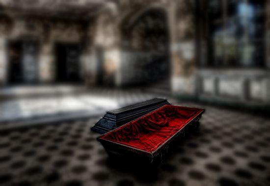 Сонник. Приснился гроб