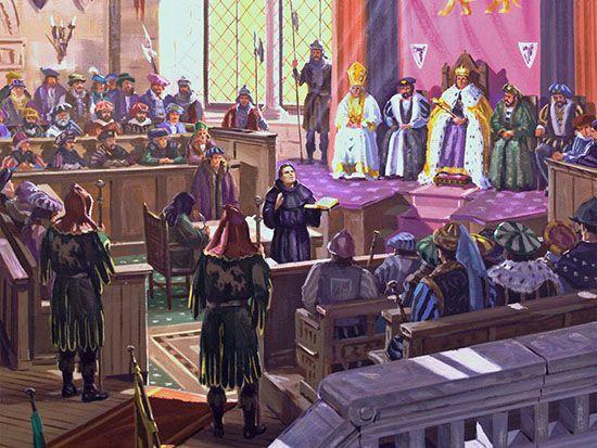 Адвокат Дьявола в средневековой традиции