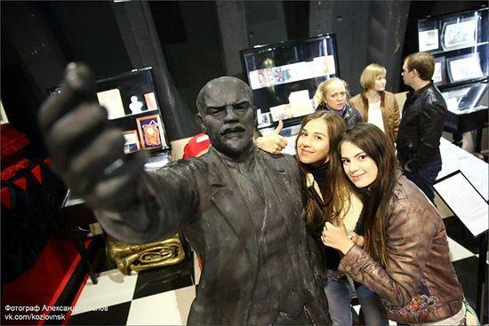В Новосибирском Музее Смерти