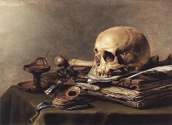 Книги о смерти