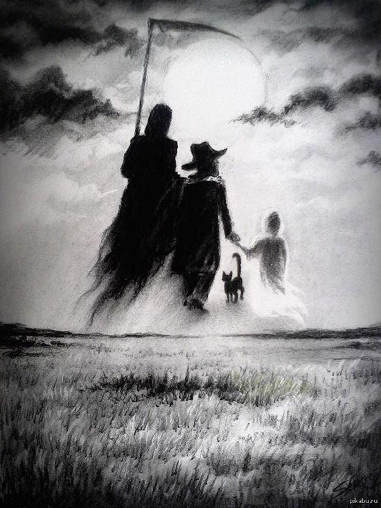 Белая. Смерть от Сергея Загаровского