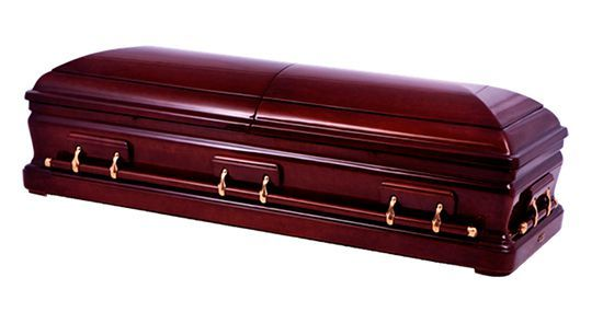 Дорогие гробы