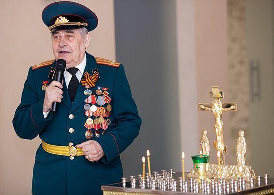 Открытие Георгиевского зала