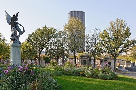Кладбище Монпарнас, Париж