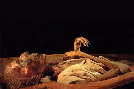 Мумия Рамзеса II