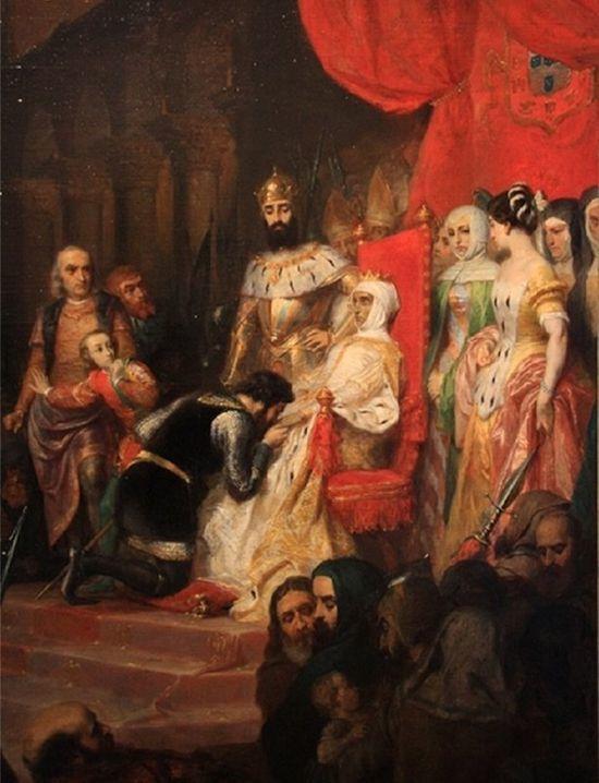 Свадьба мертвой королевы