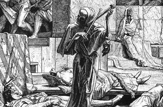 Смерть играет на скрипке