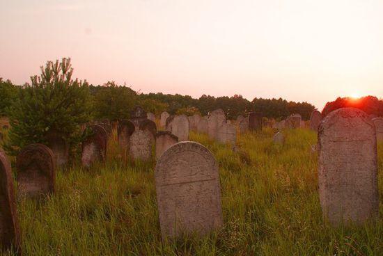 История кладбищенской скульптуры
