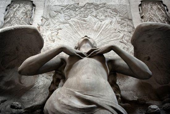 История возникновения кладбищ