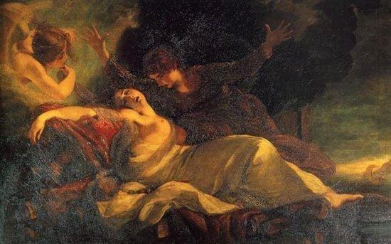 Смерть Дидоны
