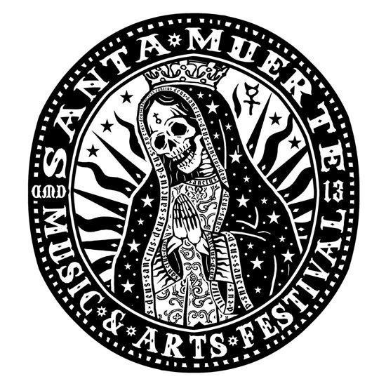 Символика Санта Муэрте