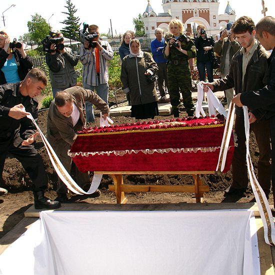 Третьи похороны Владимира Горохова