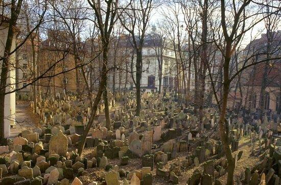 Кладбище Starý židovský hřbitov