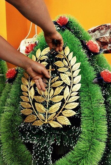 В царстве Якушина занимаются всеми похоронными услугами, есть свое производство и свои церемонии