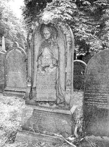 Кладбище города Лидса
