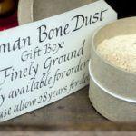 Порошок из человеческих костей