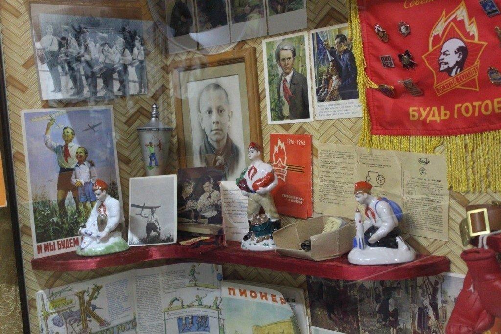 """Постоянная экспозиция """"История СССР"""". Уникальная коллекция артефактов"""