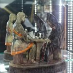 экспонаты музея смерти