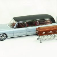 катафалк кадиллак 1966 год