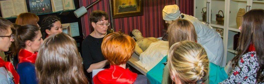 Экскурсии в Музее мировой погребальной культуры