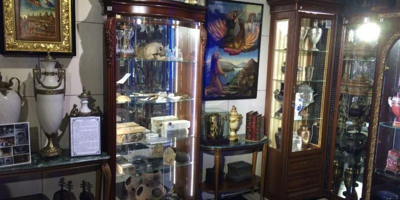 Музей погребальной культуры, похоронная культура XIX век