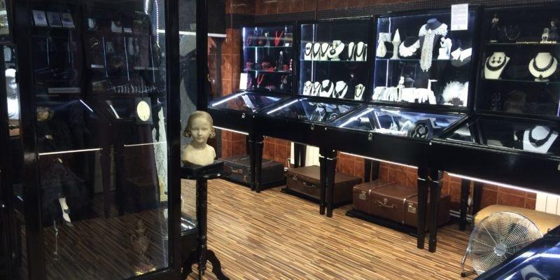 Музей погребальной культуры, история траурной моды XIX век