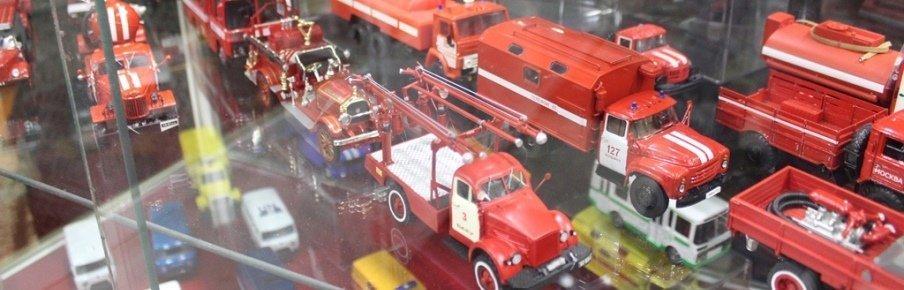Коллекция моделей Транспорт СССР