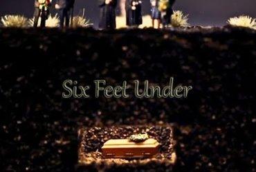 Why do we bury our dead six feet under?