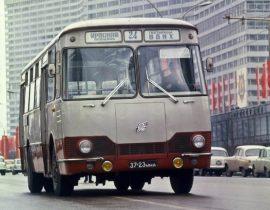 istoriya-sssr-seriynyie-i-eksperimentalnyie-sovetskie-avtobusyi