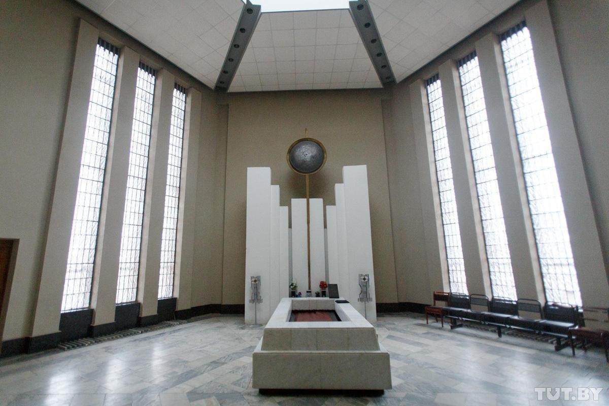 Ритуальный зал