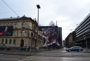 Стремление души ко свету в Хельсинки