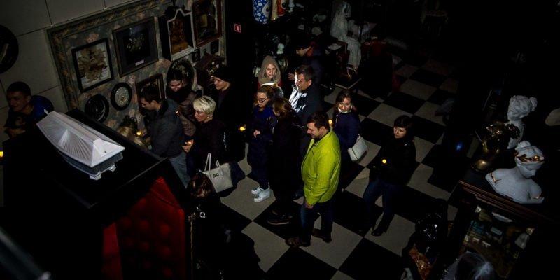 Ночные экскурсии в музее смерти