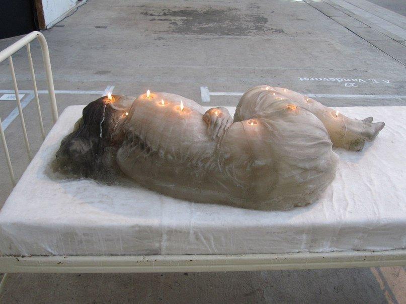 скульптура-свеча 4