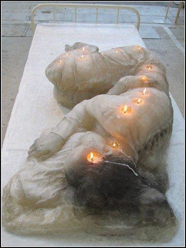 скульптура-свеча 3