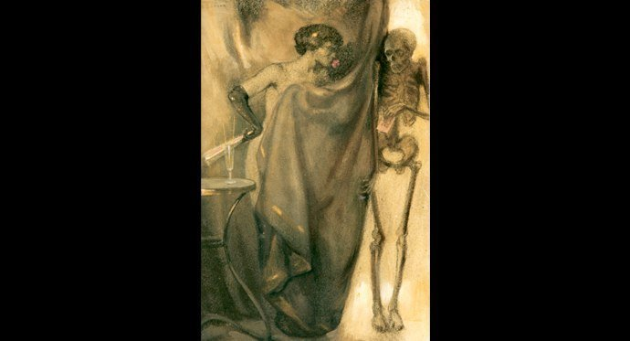 Символизм в картинах Яна де Бовера 2