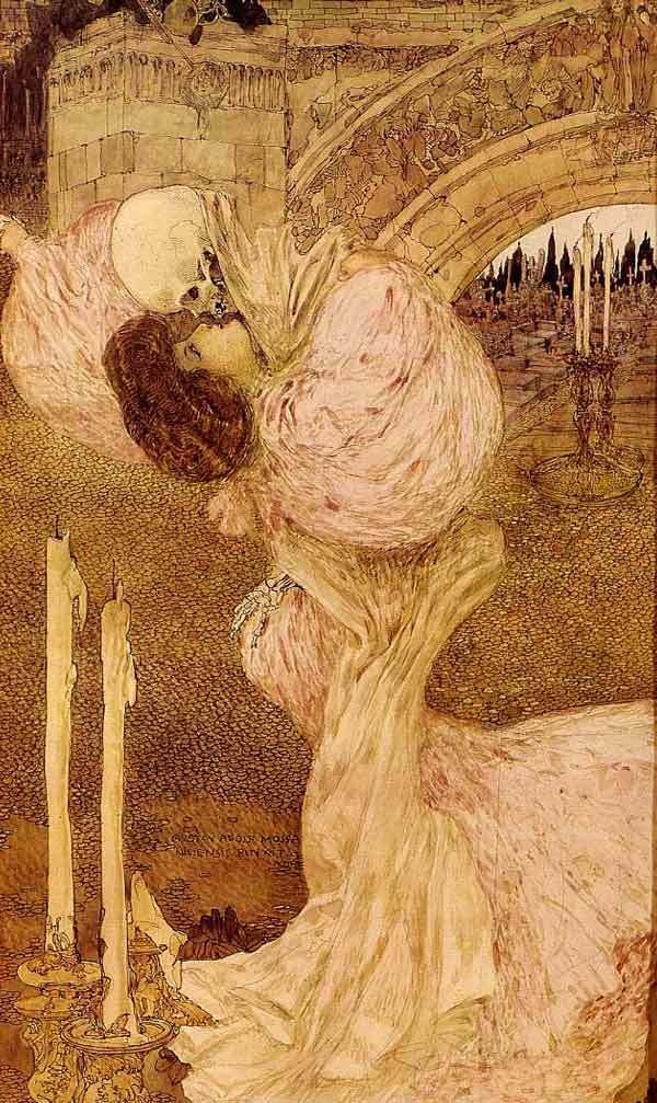 Вальс со смертью, 1906