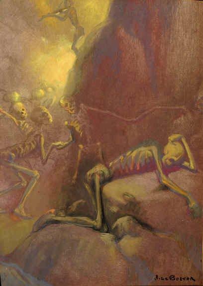 Символизм в картинах Яна де Бовера 7