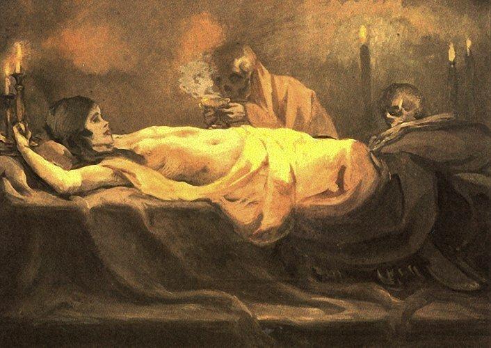 Символизм в картинах Яна де Бовера 3